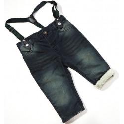 Stilingi šilti džinsai berniukui