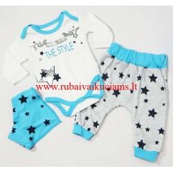 Žaismingas komplektas kūdikiui STAR