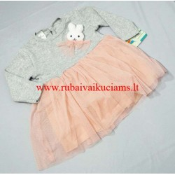 Stilinga suknelė mergaitei