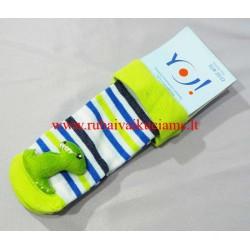 Barškančios kojinės kūdikiui