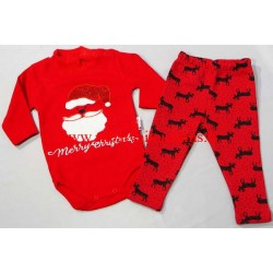 Kalėdinis kostiumėlis kūdikiui