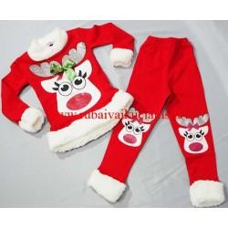 Kalėdinis kostiumėlis (Žiūrėti išmatavimus)