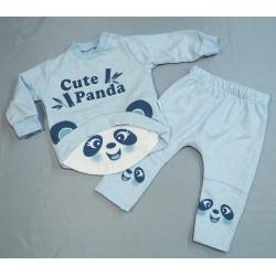 Komplektas kūdikiui Cute Panda