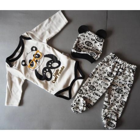 Komplektas kūdikiui Little Panda